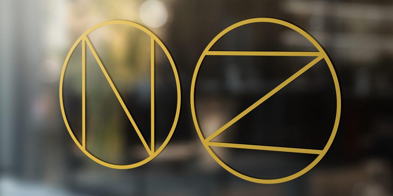 Neumann Zahntechnik Window Corporate Design