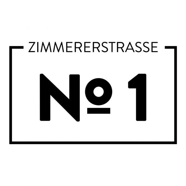 No 1 Logo Corporate Design